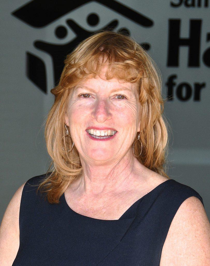 Lori Pfeiler, CEO San Diego Habitat for Humanity