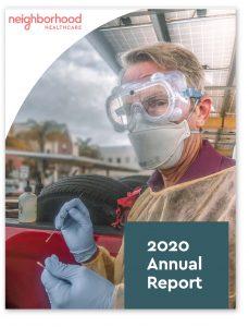 Neighborhood Annual Report