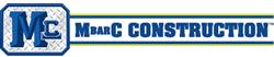 M Bar C Construction logo